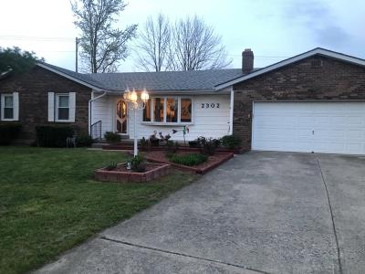 Ross Twp Single Family Home For Sale: 2302 Banyon Court