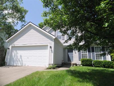Single Family Home For Sale: 1348 Covedale Lane