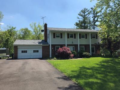 Single Family Home For Sale: 7357 N Pisgah Drive
