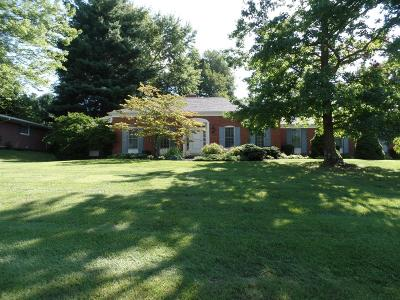 Highland County Single Family Home For Sale: 124 Beekin Drive