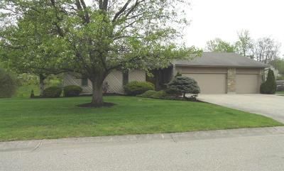 Liberty Twp Single Family Home For Sale: 4518 Mogul Lane