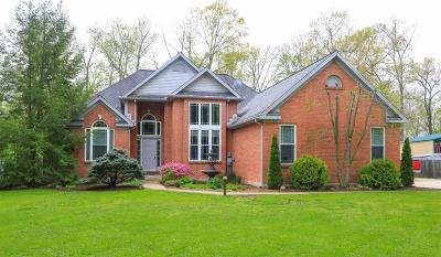 Brown County Single Family Home For Sale: 299 Bremen Drive