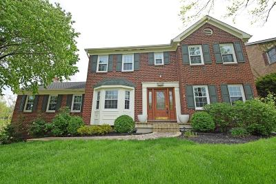 Delhi Twp Single Family Home For Sale: 880 Stonebridge Drive