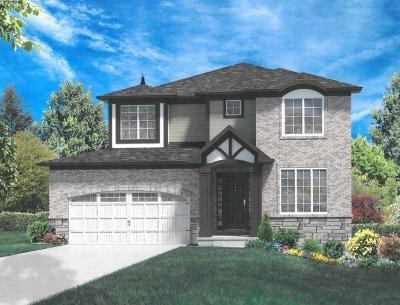 Madeira Single Family Home For Sale: 6610 Kenwood #LOT C