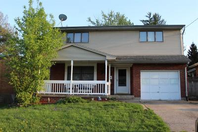 Colerain Twp Single Family Home For Sale: 3231 Rockacres Court