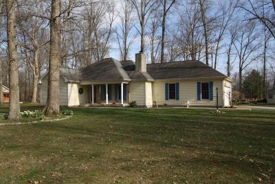 Brown County Single Family Home For Sale: 3015 Totem Pole Drive