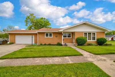 Hamilton Single Family Home For Sale: 375 Hermay Drive