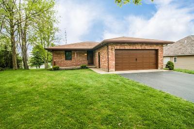 Preble County Single Family Home For Sale: 116 Valhalla Drive