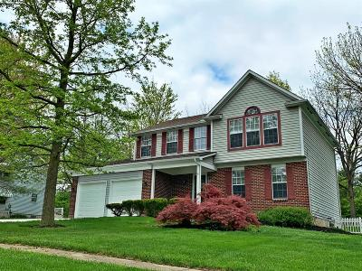 Deerfield Twp. Single Family Home For Sale: 5924 Timber Rail Lane