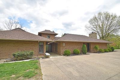 Single Family Home For Sale: 2810 Devils Backbone Road