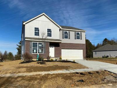 Hamilton Twp Single Family Home For Sale: 5825 Turning Leaf Way