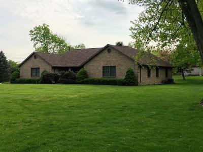 Fairfield Twp Single Family Home For Sale: 5829 Fairham Road