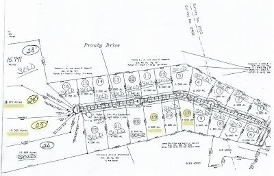 Highland County Residential Lots & Land For Sale: 25 Prouty Drive