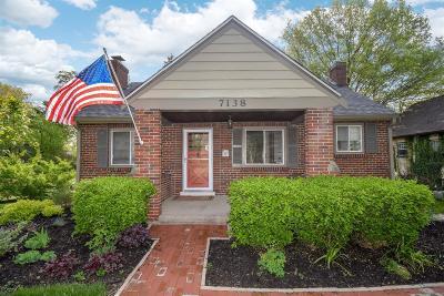 Madeira Single Family Home For Sale: 7138 Fowler Avenue