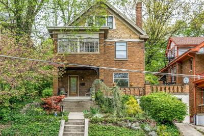 Clifton Single Family Home For Sale: 214 Woolper Avenue