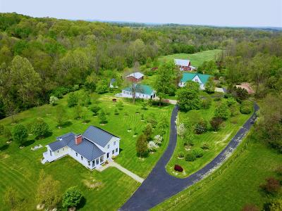 Highland County Farm For Sale: 9765 E Prospect Road