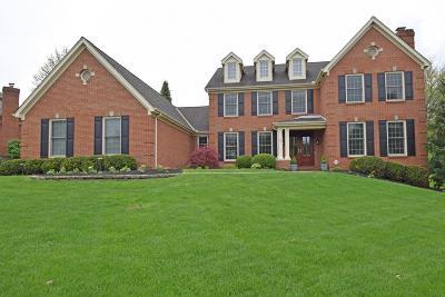 Blue Ash Single Family Home For Sale: 3635 Carpenters Green Lane