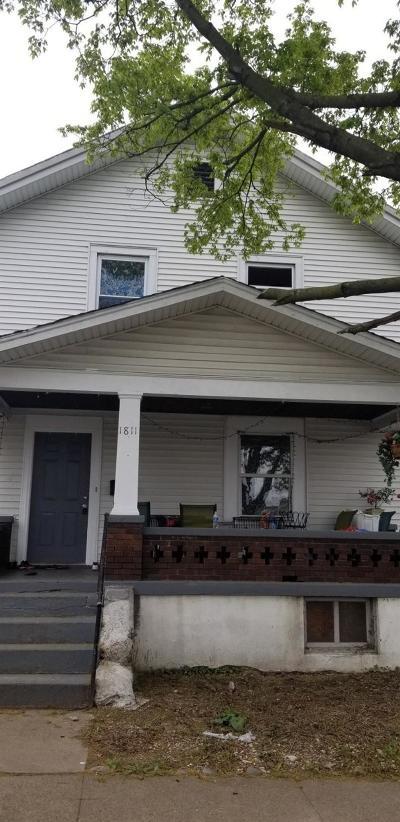 Hamilton Single Family Home For Sale: 1811 Grand Boulevard