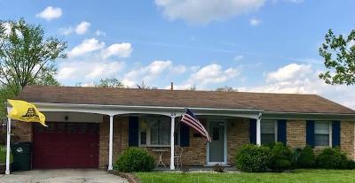 Hamilton Single Family Home For Sale: 20 Weinman Drive