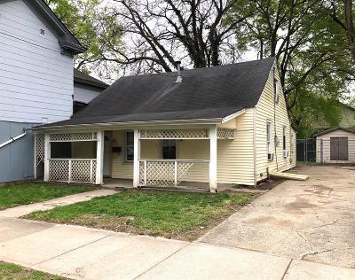 Hamilton Single Family Home For Sale: 127 Franklin Street
