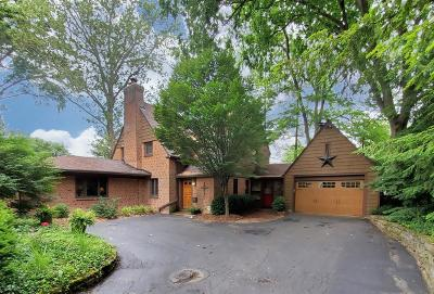 Cincinnati Single Family Home For Sale: 3801 Country Club Place