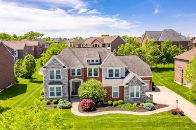 Mason Single Family Home For Sale: 3593 Riverside Drive