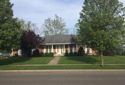 Hamilton Single Family Home For Sale: 1304 Cleveland Avenue