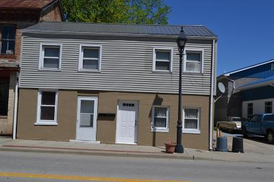 Brown County Single Family Home For Sale: 28 N Second Street