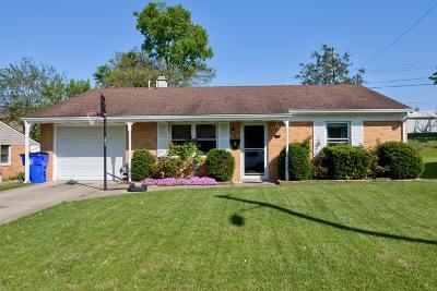 Hamilton Single Family Home For Sale: 75 Warr Court