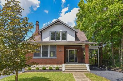 Cincinnati Single Family Home For Sale: 5717 Montgomery Road