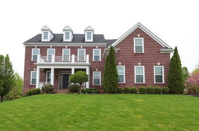 Mason Single Family Home For Sale: 3587 Carmelle Woods