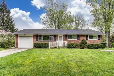 Oxford Single Family Home For Sale: 6233 Devonshire Drive