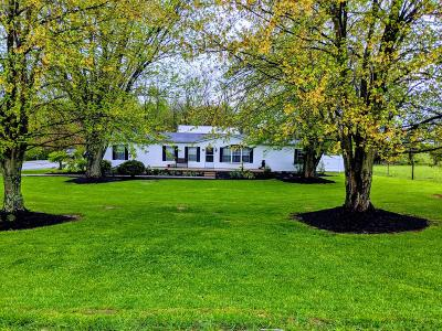 Winchester Twp OH Single Family Home For Sale: $129,900