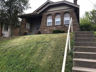 Cincinnati Single Family Home For Sale: 1108 Elberon Avenue