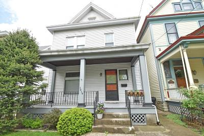 Cincinnati Single Family Home For Sale: 3834 Eastern Avenue