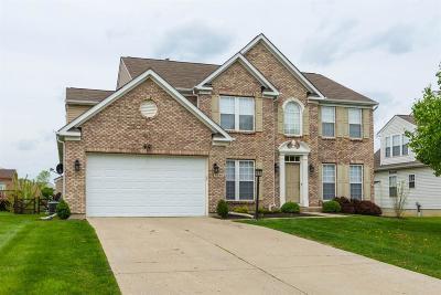 Mason Single Family Home For Sale: 6446 Evergreen Court