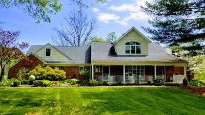 Clermont County Single Family Home For Sale: 1861 Cole Farm Lane