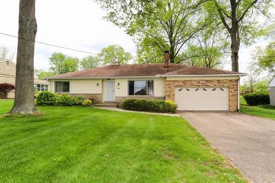 Madeira Single Family Home For Sale: 7604 Miami Avenue