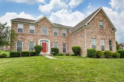Fairfield Single Family Home For Sale: 4215 Waterfront Court