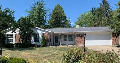 Oxford Single Family Home For Sale: 6294 Timothy Lane