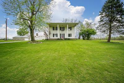 Miamisburg Single Family Home For Sale: 9804 Jamaica Road