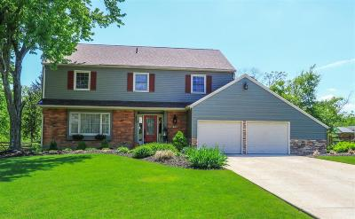 Anderson Twp Single Family Home For Sale: 8141 Capitol Drive