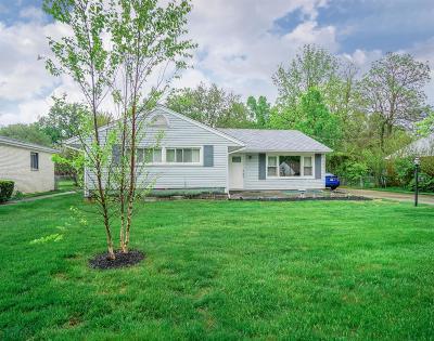 Single Family Home For Sale: 572 Grandin Avenue