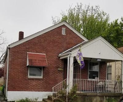 Hamilton Single Family Home For Sale: 1005 Goodman Avenue