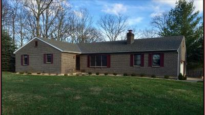 Lawrenceburg Single Family Home For Sale: 3504 Cades Court