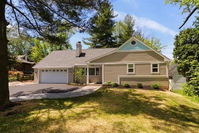 Single Family Home For Sale: 6909 Kenwood Road