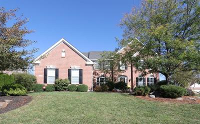 Butler County Single Family Home For Sale: 7668 Standers Knoll