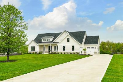 Warren County Single Family Home For Sale: 8187 Turning Leaf Crossing