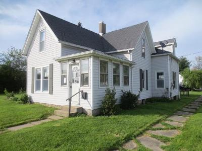 Adams County, Brown County, Clinton County, Highland County Single Family Home For Sale: 111 S Clark Street