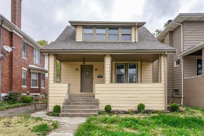 Norwood Single Family Home For Sale: 4030 S Jefferson Avenue